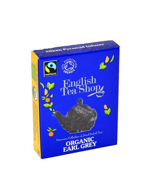 English Tea Shop BIO čaj 1x pyramidka EARL GREY