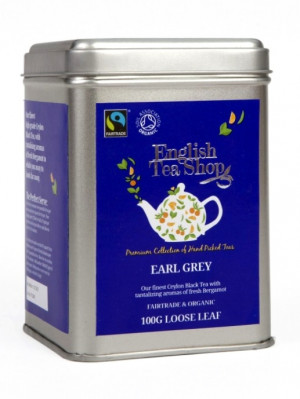 English Tea Shop BIO čaj sypaný 100 g EARL GREY