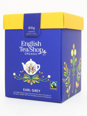 English Tea Shop 80g sypaný čaj, odměrka EARL GREY