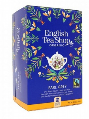 English Tea Shop Mandala - EARL GREY, 20 sáčků, 45 g