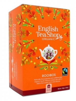 English Tea Shop Mandala - ROOIBOS, 20 sáčků, 40 g