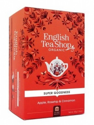 English Tea Shop Mandala - APPLE, ROSEHIP & CINNAMON, 20 sáčků, 40 g