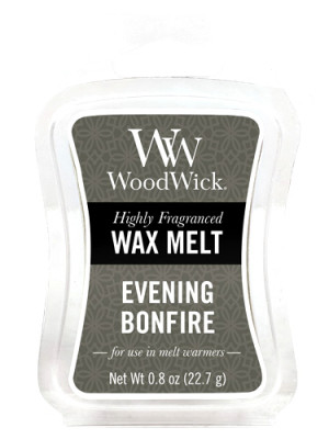 Vonný vosk do aromalampy WoodWick EVENING BONFIRE 22,7g
