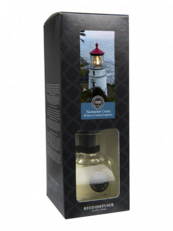 detail Bridgewater NANTUCKET COAST vonný difuzér 120ml