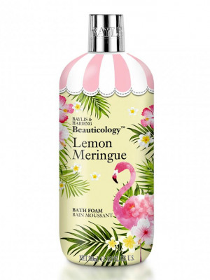 Baylis & Harding LEMON MERINGUE pěna do koupele 500ml