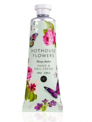 Accentra HOTHOUSE FLOWERS - HAND&NAIL CREAM zelenkavý 60ml