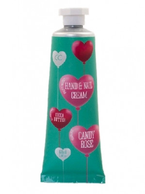 Accentra HEART - NAIL&HAND CREAM candy rose 60ml