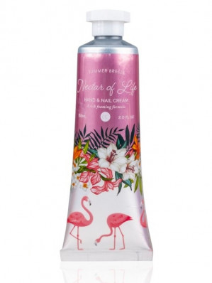 Accentra NECTAR OF LIFE - NAIL&HAND CREAM summer breeze 60ml