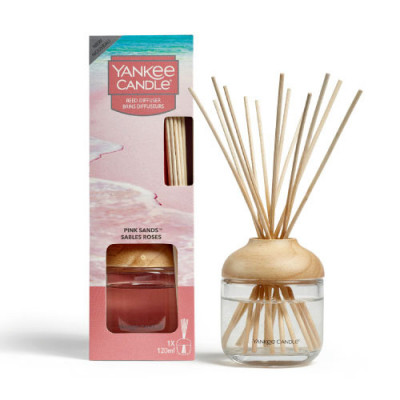 Yankee Candle REED DIFUZÉR - PINK SANDS 120ml