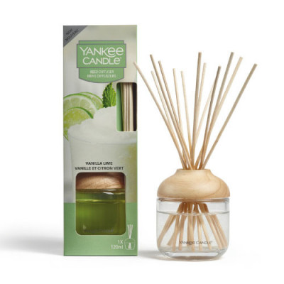 Yankee Candle REED DIFUZÉR - VANILLA LIME 120ml