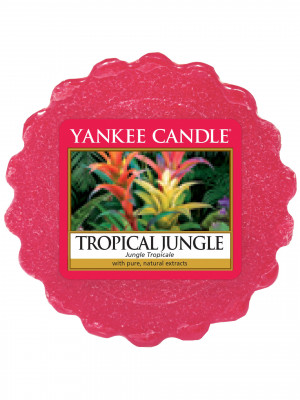 Yankee Candle TROPICAL JUNGLE vonný vosk do aromalampy 22 g